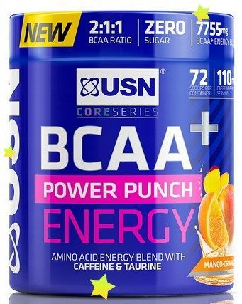 купить USN BCAA Power Punch Energy Orange Mango в Кишинёве