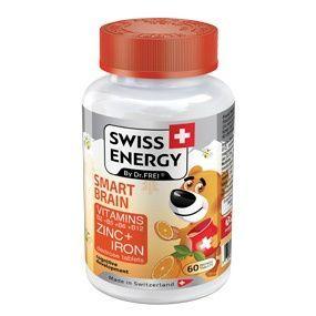 купить Swiss Energy SMART BRAIN, comprimate, N60 в Кишинёве