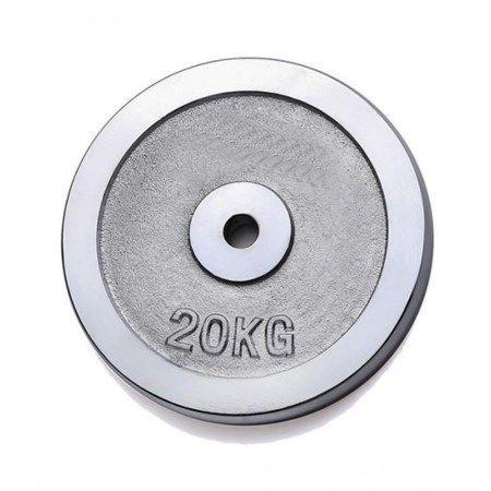 купить Диск хромированный 20 кг арт. 13309 в Кишинёве