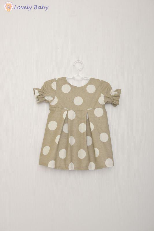 купить Платье R04 серое в горошек в Кишинёве