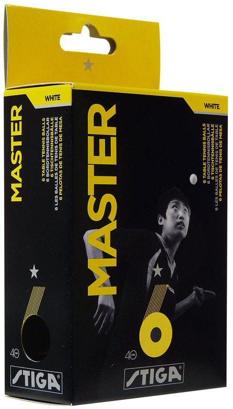 купить Мяч для настольного тенниса Stiga Master art. 1390 в Кишинёве