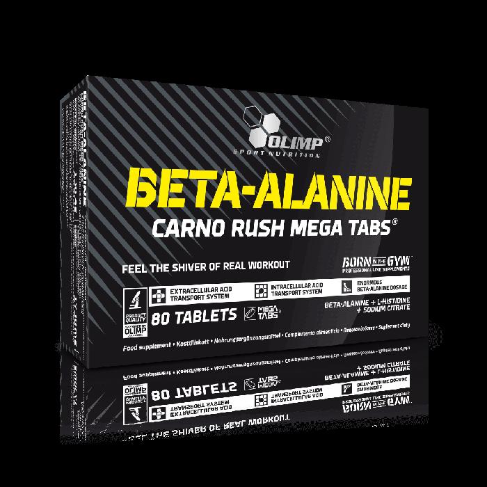 cumpără Beta Alanine Carno Rush Mega Tabs 80 Tab în Chișinău