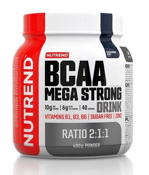 купить BCAA MEGA STRONG DRINK 400 г в Кишинёве