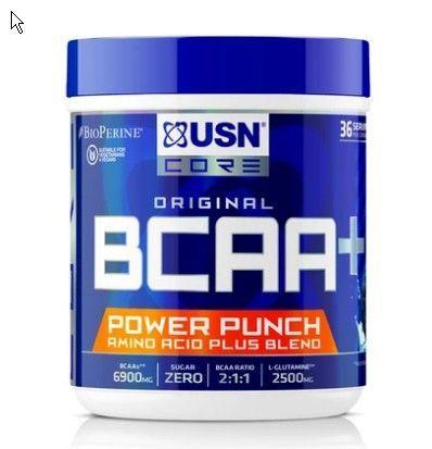 купить USN BCAA Power Punch 400 г в Кишинёве