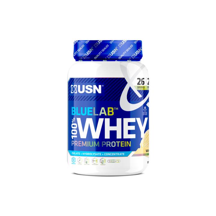 купить Proteine BLW03 BLUE LAB WHEY 908G VANILLA в Кишинёве