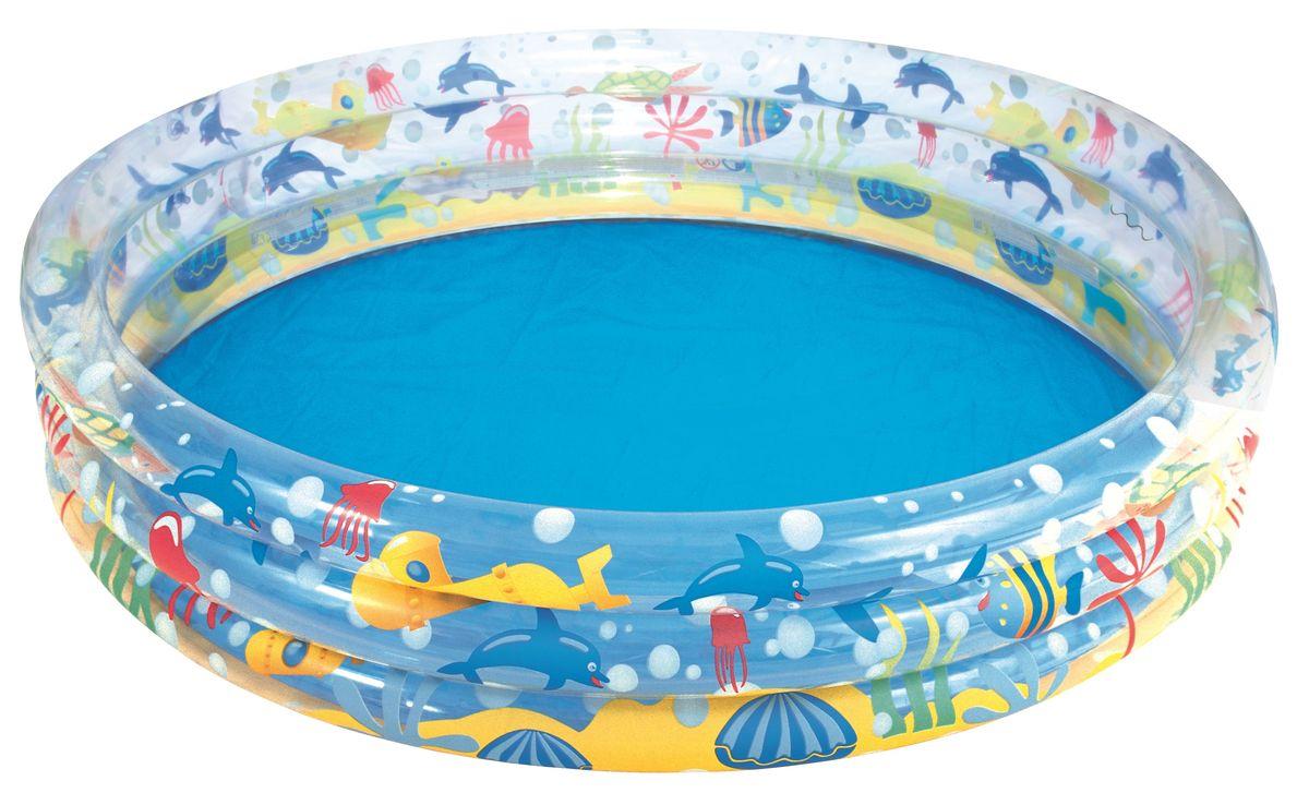 купить Надувной бассейн d183cm h33cm 51005B в Кишинёве