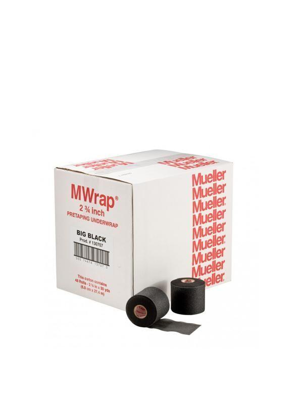 купить Подтейпник M WRAP black в Кишинёве