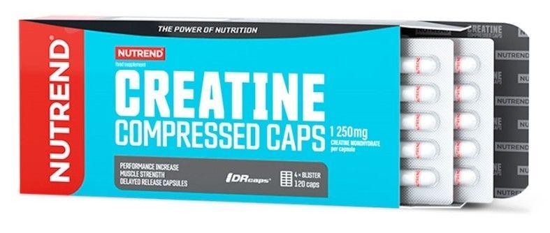 купить CREATINE COMPRESSED CAPS, 120 caps в Кишинёве