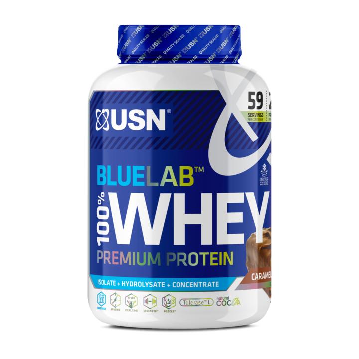 купить Proteine BLW15 BLUE LAB WHEY 2KG CARAMEL CHOCOLATE в Кишинёве