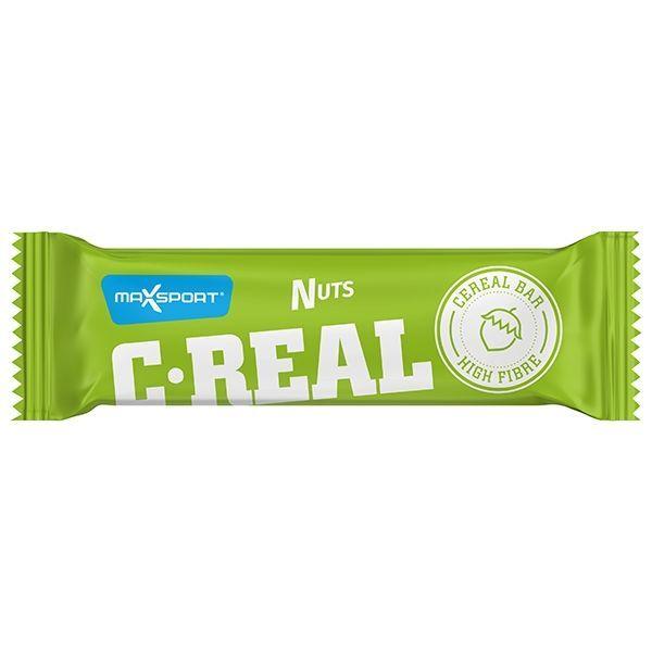 купить C-REAL, 40g double chocolate в Кишинёве