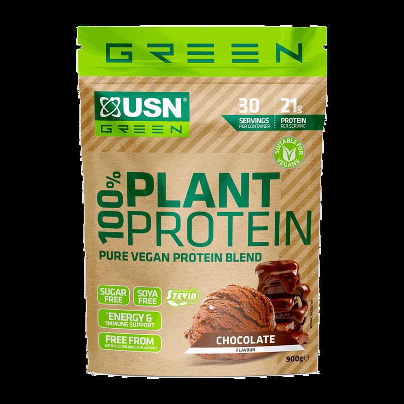 купить Proteine PP001  100% Plant Protein Chocolate 900g в Кишинёве