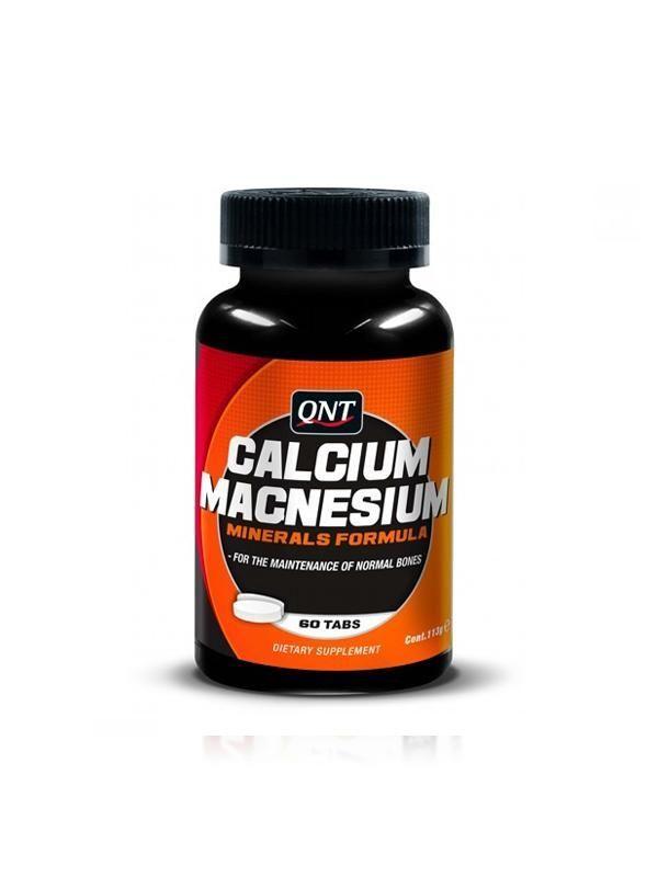 купить Calcium Magnesium, 60tabs в Кишинёве