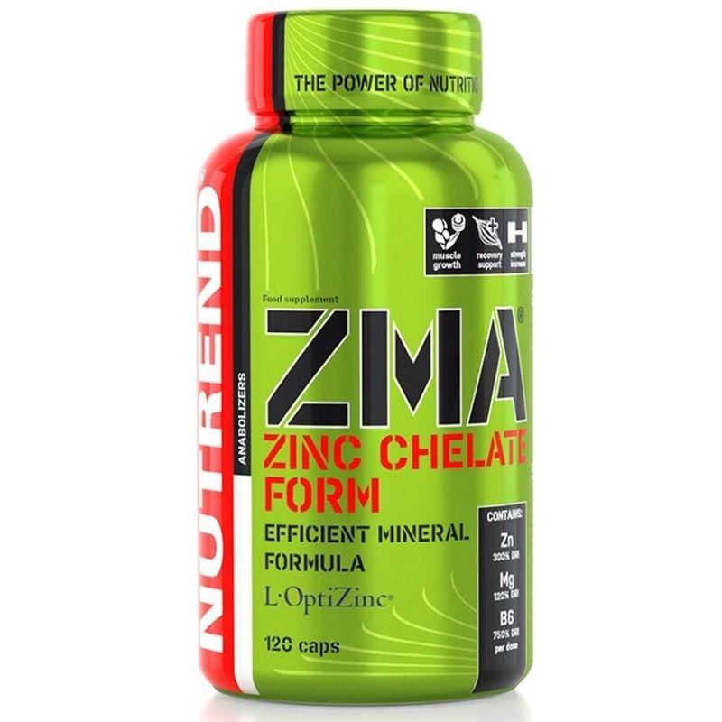 купить Nutrend ZMA 120 caps в Кишинёве