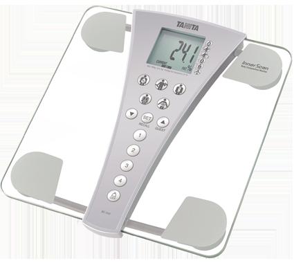 купить Весы-анализатор TN BC-543 SILVER BODY COMPOZITION MONITOR в Кишинёве