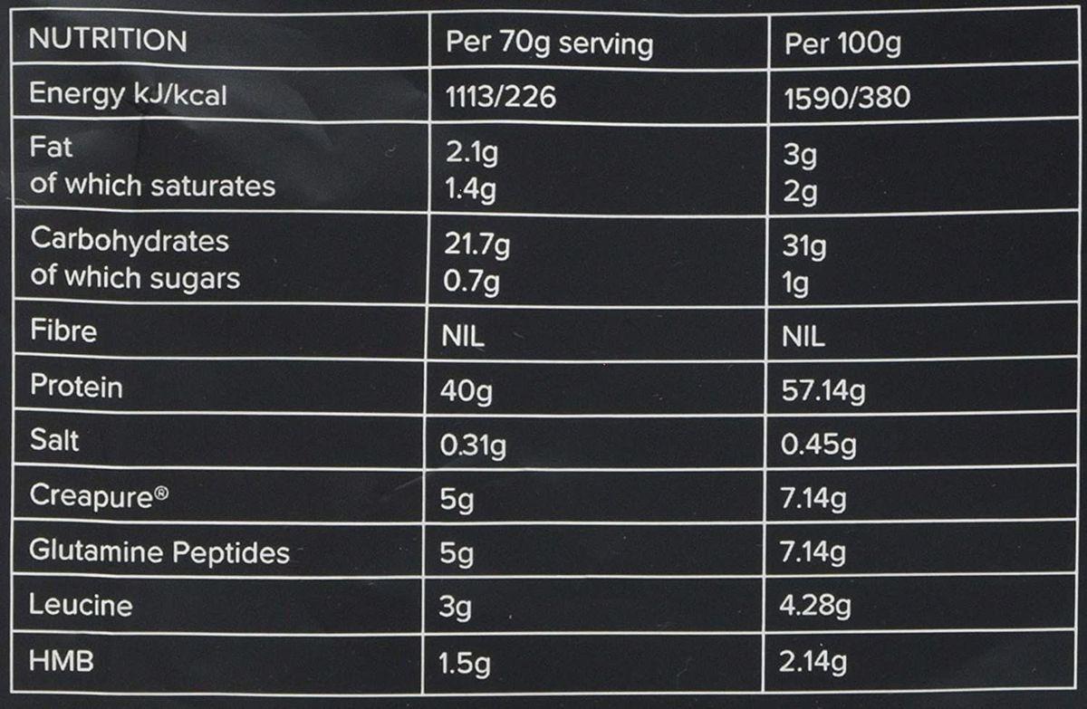 cumpără Pro Series™ AFTERMATH™ Vanilla Ice Cream 2.1kg în Chișinău