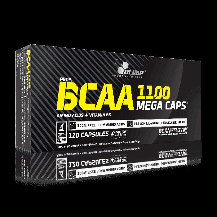 cumpără BCAA MEGA CAPS 120 CAPS în Chișinău