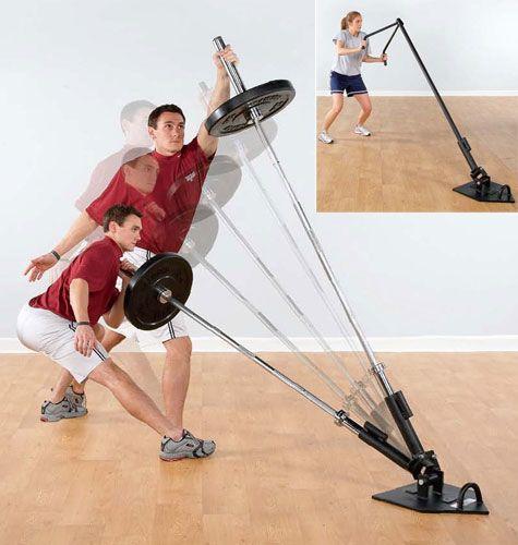 купить Упор для штанги Extreme Core Trainer арт.1701 в Кишинёве