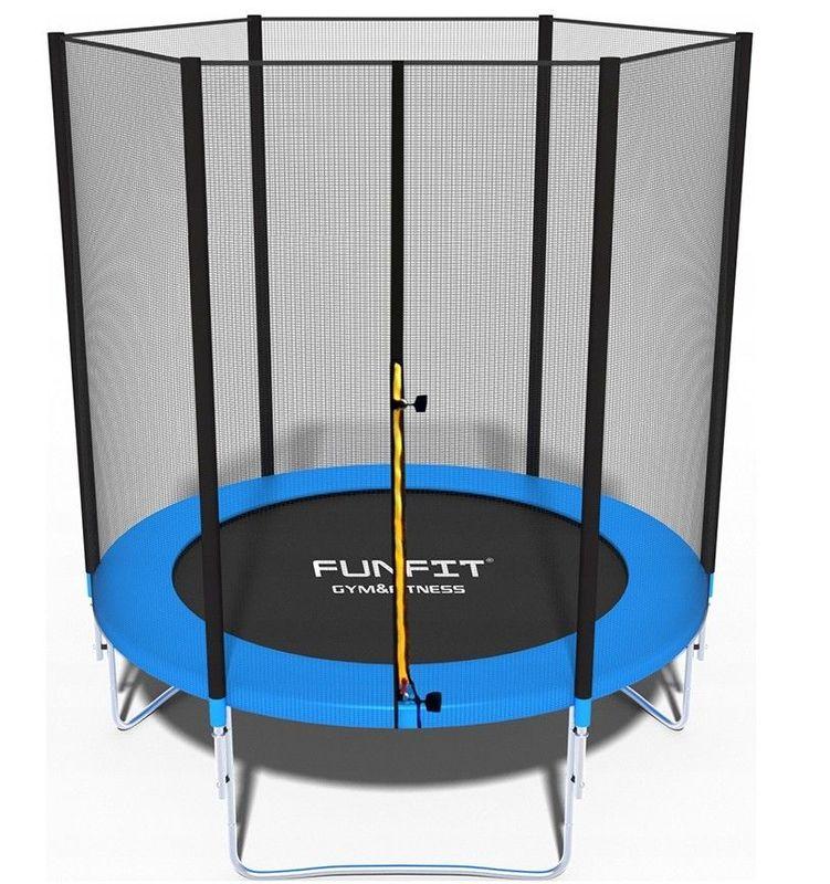 купить Батут FunFit 183 см с сеткой в Кишинёве