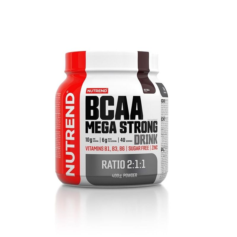 купить BCAA MEGA STRONG DRINK 400 г в Кишинёве