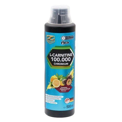купить ZK41536 L-Carnitine 100000 liquid 500 ml  lemon-pass в Кишинёве