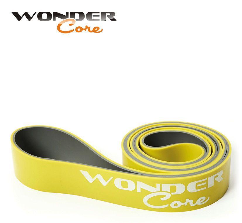 cumpără Wonder Core Pull Up Band - 4,4 cm - verde/grii în Chișinău
