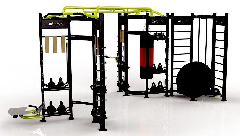 купить Комплекс для функциональных тренировок Impulse IZ-L art. 4871 в Кишинёве
