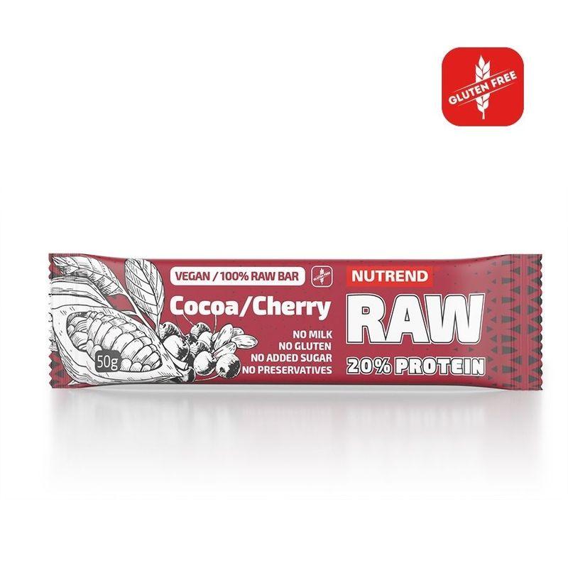 купить RAW PROTEIN BAR (какао+вишня) в Кишинёве