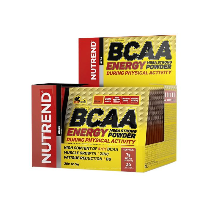 купить BCAA Energy Mega Strong Powder в Кишинёве