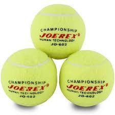 купить Мячи для тенниса JOEREX TENNIS BALL (3PCS) в Кишинёве