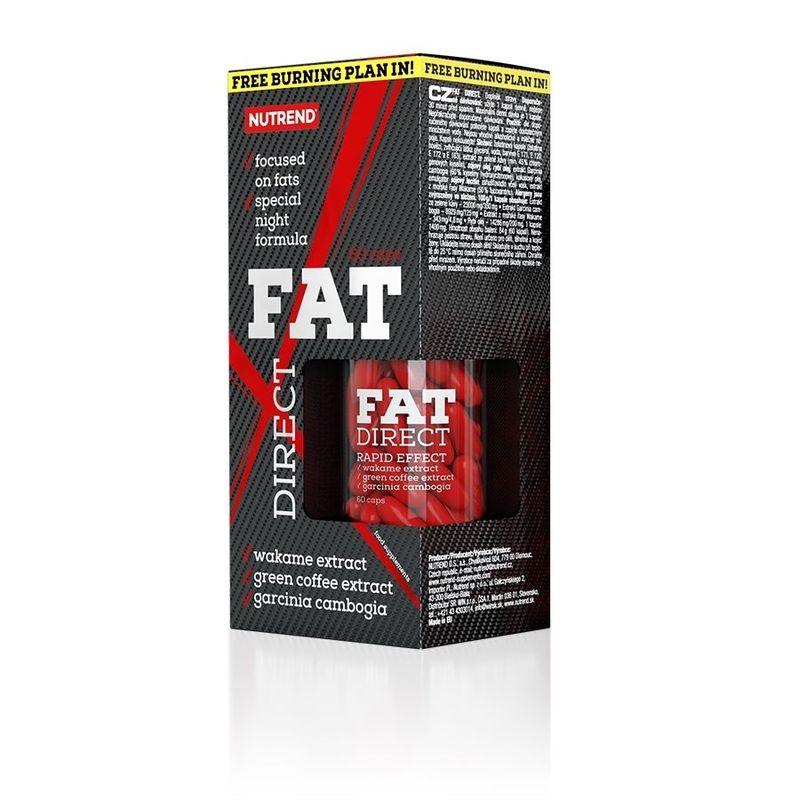 купить FAT DIRECT 60 caps fatburn в Кишинёве