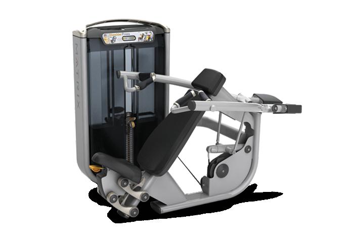 купить Жим вверх Matrix Converging Shoulder Press (G7-S23) в Кишинёве