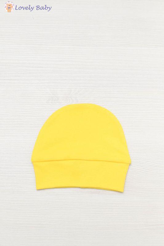 купить Шапочка желтая в Кишинёве