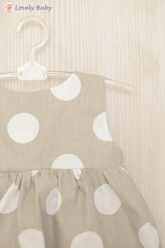 купить Платье R10 серое в горошек в Кишинёве