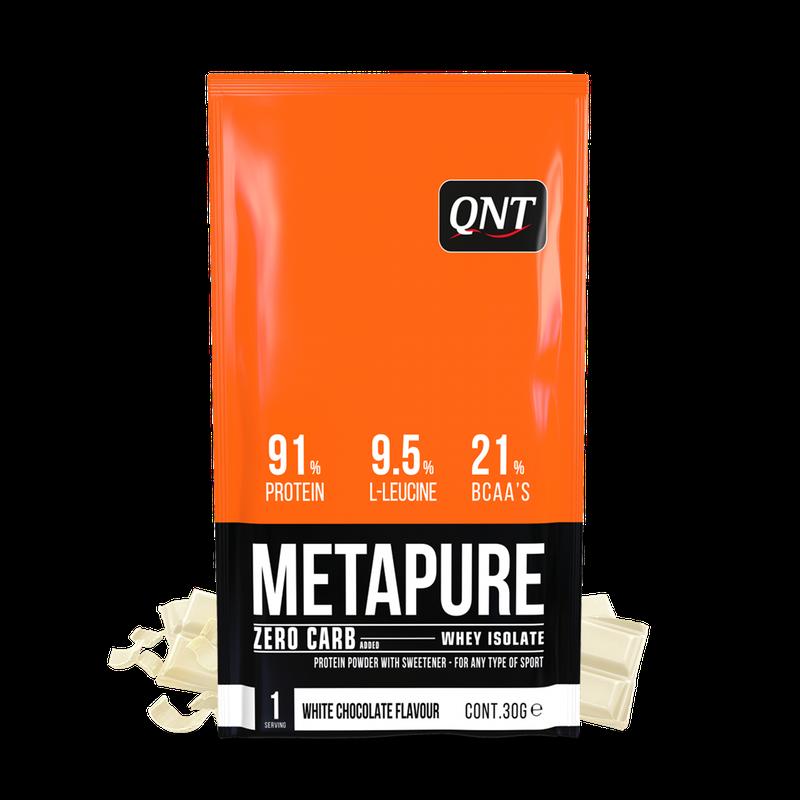 купить QNT1226  METAPURE ZC 30g WHIT-CHOCO в Кишинёве