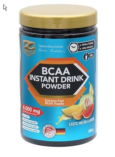 купить ZK 41246 BCAA Instant Drink Powder 500 g в Кишинёве