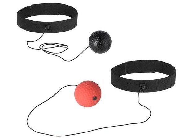 купить Мячики для бокса PRB01  BOXING REFLEX BALL SET HMS 17-62-145 в Кишинёве