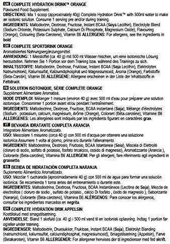 купить Complete Series™ Complete Hydration Drink™ Orange 500g в Кишинёве