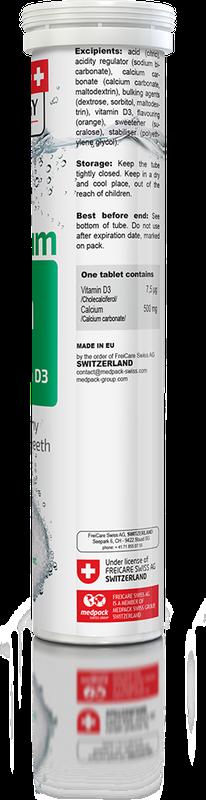cumpără Swiss Energy Calcium+ Vitamin D3 N20 în Chișinău