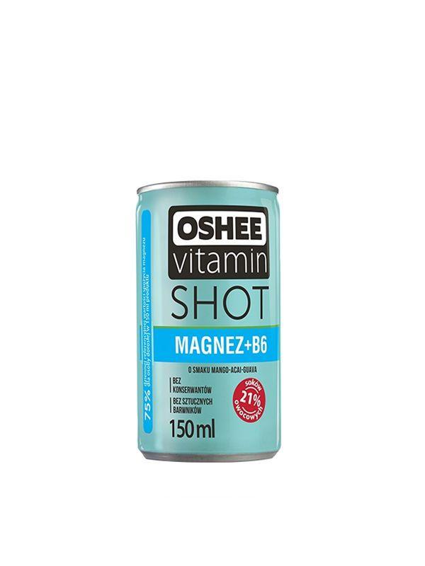 купить Oshee vitamin shot magnez + b6 в Кишинёве