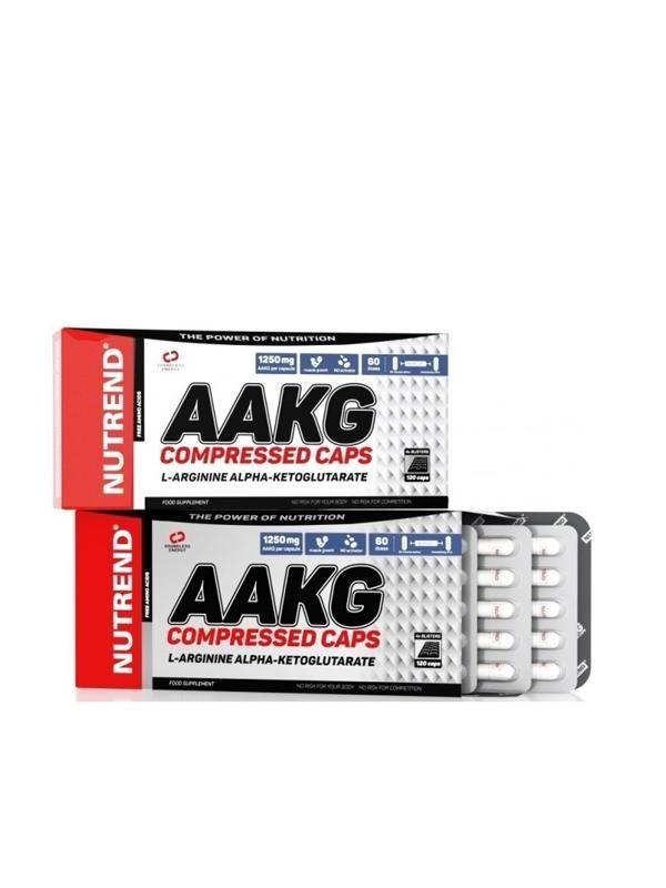 купить AAKG Compressed Caps в Кишинёве