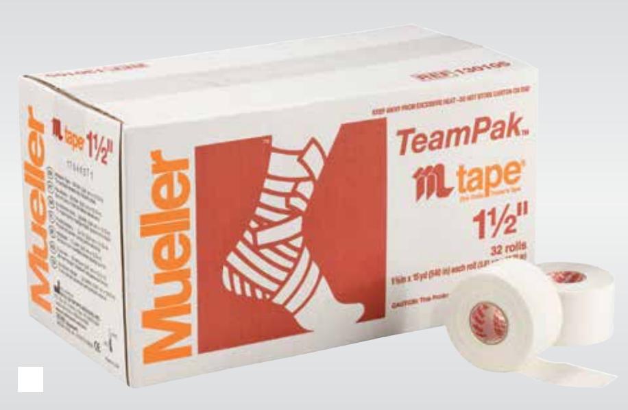 купить Mtape 1.5* 10YD Teampak Scarlet в Кишинёве