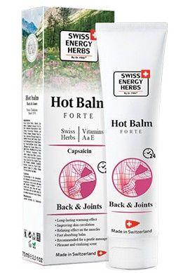 купить HOT BALM --Бальзам с согревающим эффектом в Кишинёве