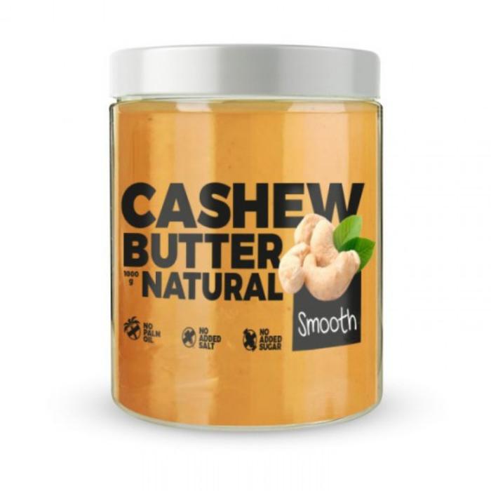 cumpără Cashew Butter Natural 1000 Gr Smooth în Chișinău