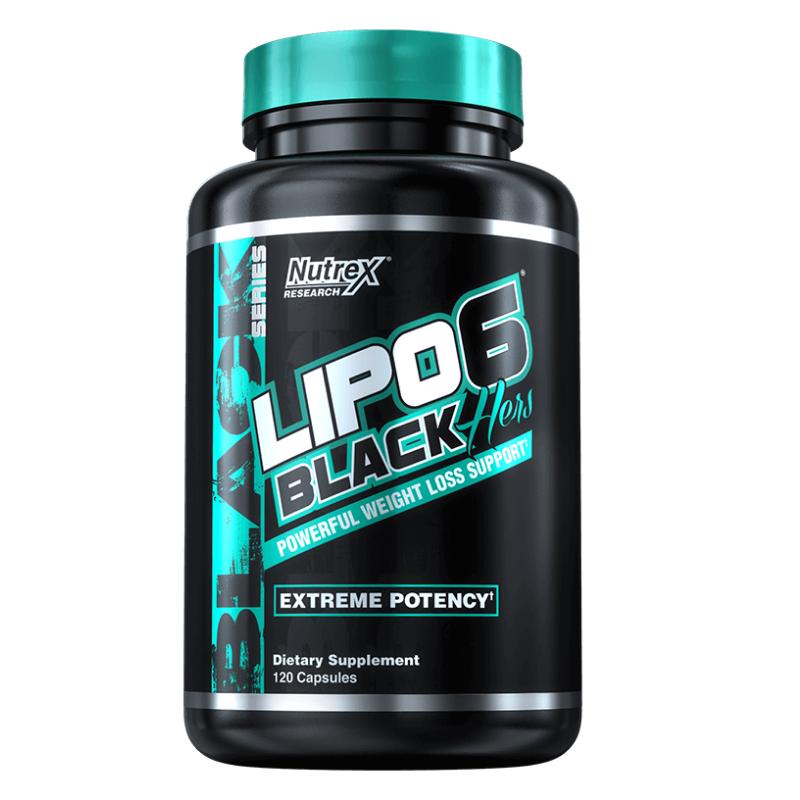 cumpără LIPO 6 BLACK HERS 120 CAPS în Chișinău