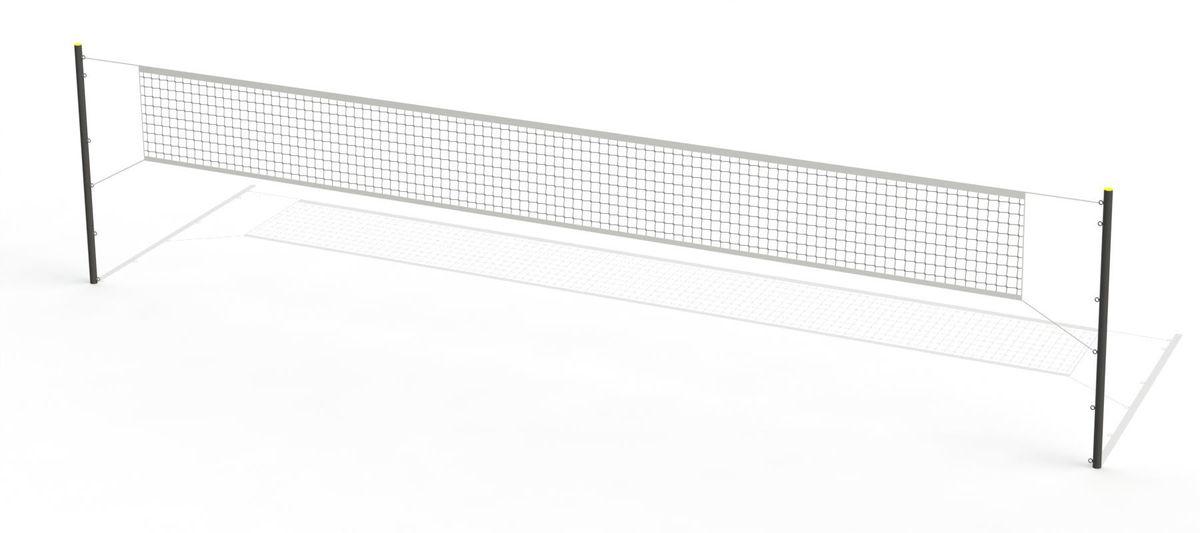 купить PTP 650 Стойки волейбольные с сеткой в Кишинёве