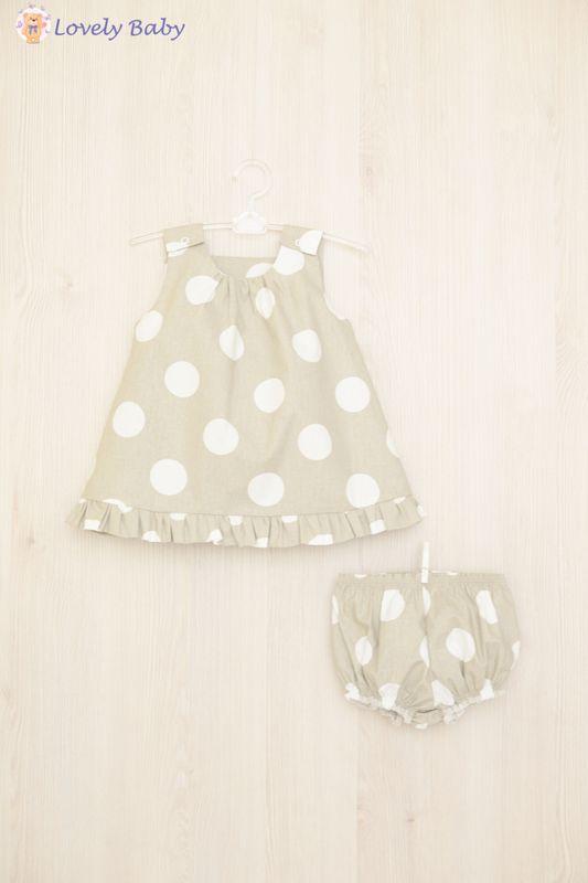 купить Платье R08 серое в горошек в Кишинёве