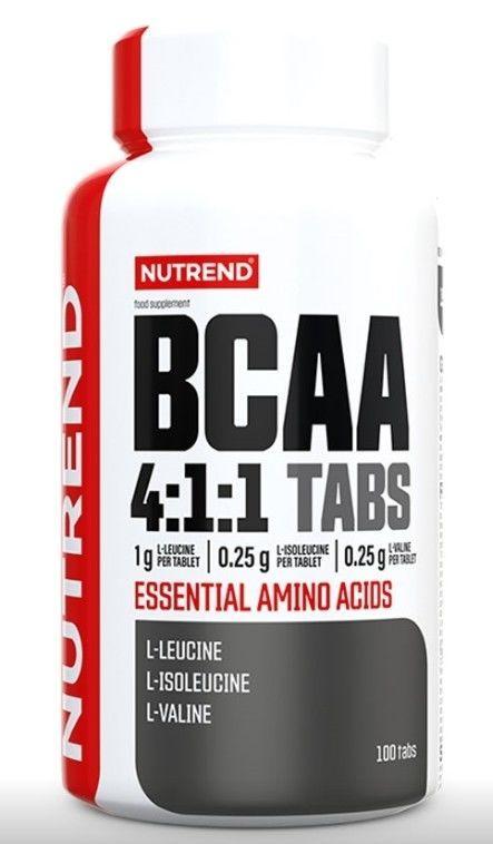 купить BCAA 4:1:1, 100 tabs в Кишинёве