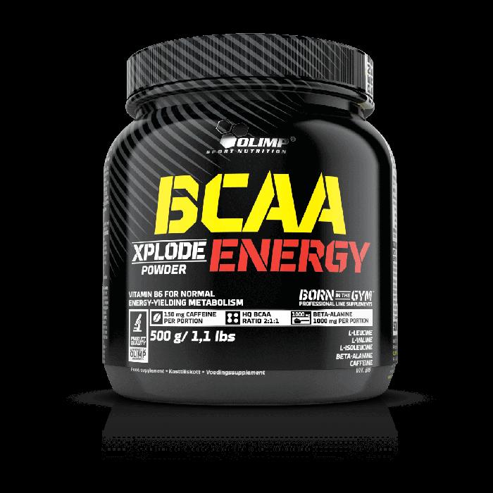 cumpără BCAA XPLODE ENERGY 500G în Chișinău