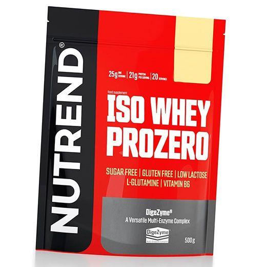 купить Iso Whey Prozero от Nutrend в Кишинёве