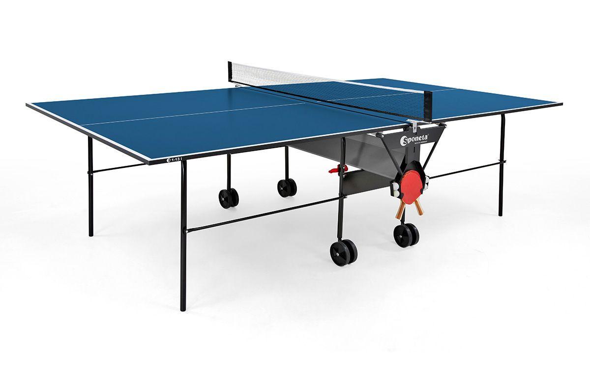 купить Теннисный стол SPONETA S 1-13 i 240.3010/L MASA DE PING-PONG Indoor в Кишинёве